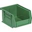"Quantum® Storage Systems Economy Shelf Bins, 5"" x 4-1/8"" x 3"", Green, 24/CT Thumbnail 1"