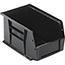 "Quantum® Storage Systems Economy Shelf Bins, 9-1/4"", x 6"", x 5"", Black, 12/CT Thumbnail 1"