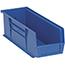 "Quantum® Storage Systems Economy Shelf Bins, 14-3/4"", x 5-1/2"" x 5"", Blue, 12/CT Thumbnail 1"