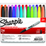 Sharpie® Fine Point Permanent Marker, Assorted, 24/Set Thumbnail 1