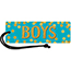 Teacher Created Resources Confetti Magnetic Boys Pass, 1/EA Thumbnail 1