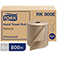 """Tork® Universal Hardwound Paper Roll Towel, 1-Ply, 7.88"""" Width x 800' Length, Natural, 6 Rolls/Case Thumbnail 1"""