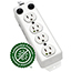 Tripp Lite Medical-Grade Power Strip with 4 15A Hospital-Grade Outlets, 2 ft. Cord Thumbnail 1