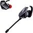 Verbatim® E.S PRO + Gaming Earbuds, Stereo, Omni-directional Microphone, Black Thumbnail 1