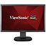 "ViewSonic® VG2439SMH 24"" LED HD Monitor, 1920x1080, Adjustable Height, Black Thumbnail 1"