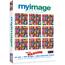 myimage™ Heavy Color Copy Paper, 100 Bright, 24 lb., 8 1/2 x 11, White, 500/RM Thumbnail 1